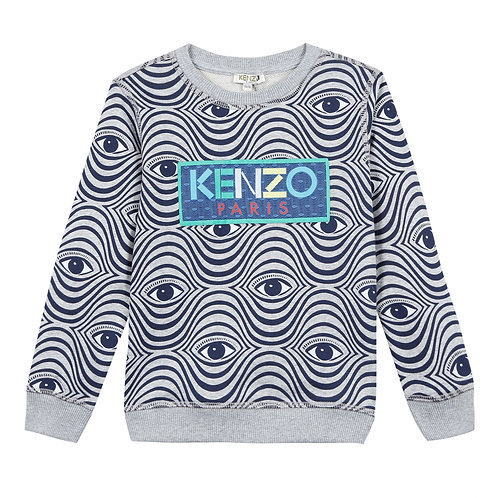 KN15538/25 KENZO KIDS SWEATSHIRT