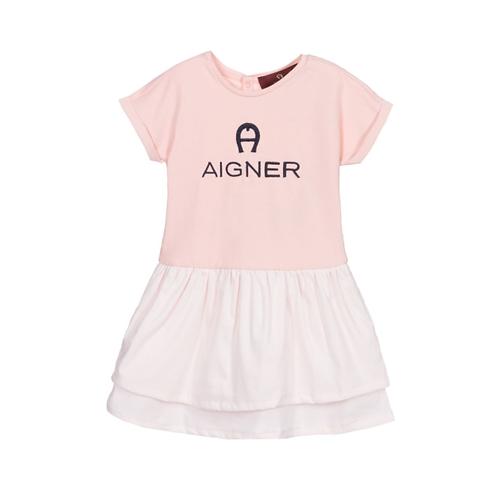 54227/824 AIGNER BABY GIRLS DRESS