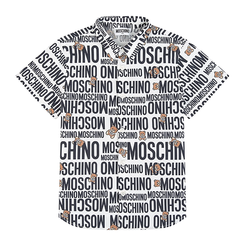 LMB06/84911 MOSCHINO BOYS SHIRT