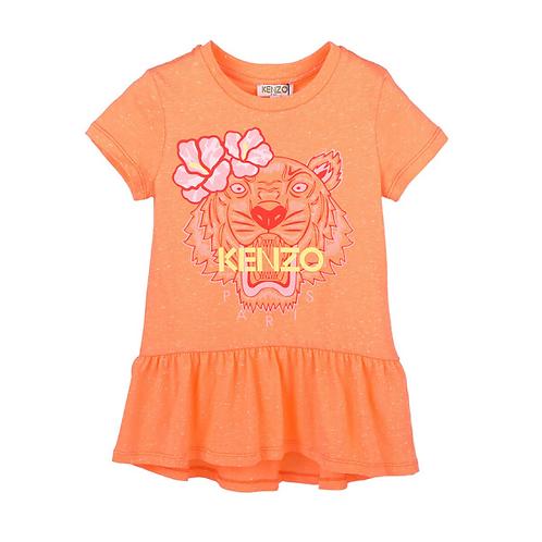 KN30148/79 KENZO KIDS GIRLS DRESS