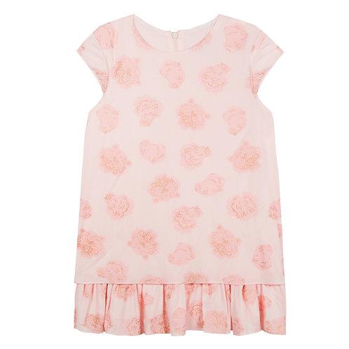 KN30248/32 KENZO KIDS GIRLS DRESS
