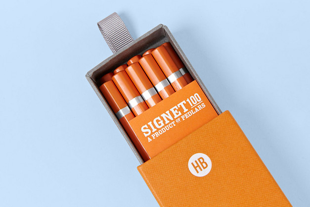 Signet 100 Packaging by Well Made Studio