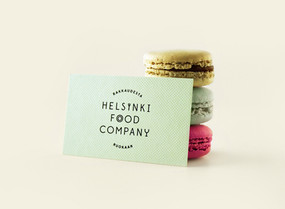 Helsinki Food Company designed by Werklig