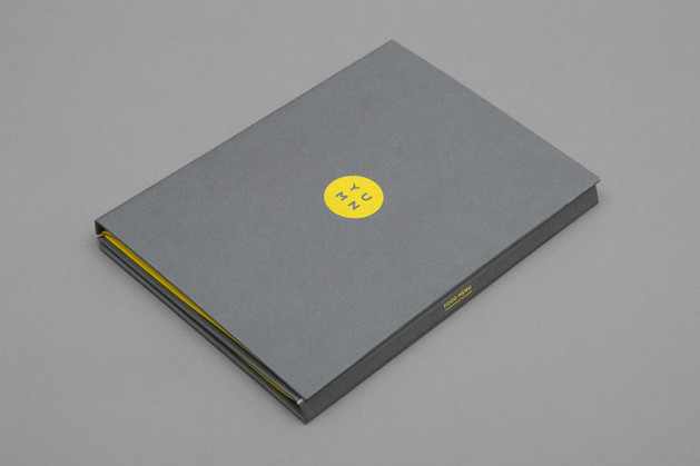 YUMN Branding Print Menu by Filthymedia
