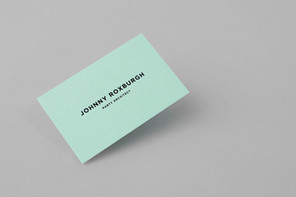 Johnny Roxburgh Branding design studio Bunch