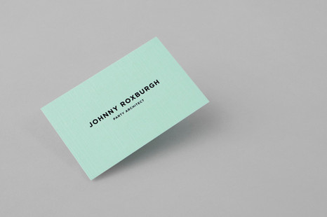 Johnny Roxburgh Branding design studio Bunch