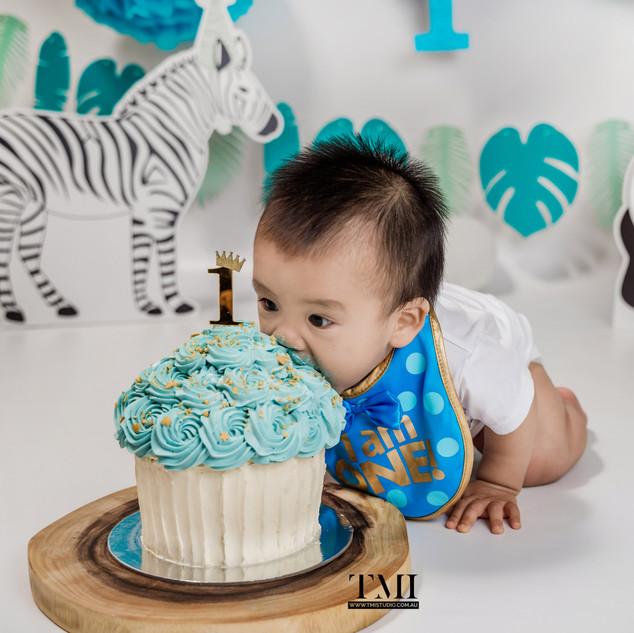 cake smash perth