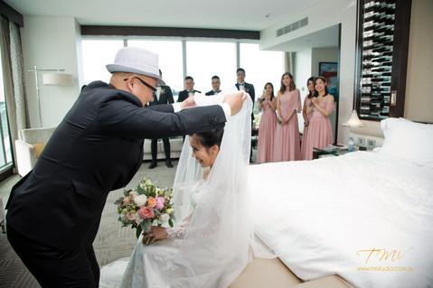 Perth wedding photo