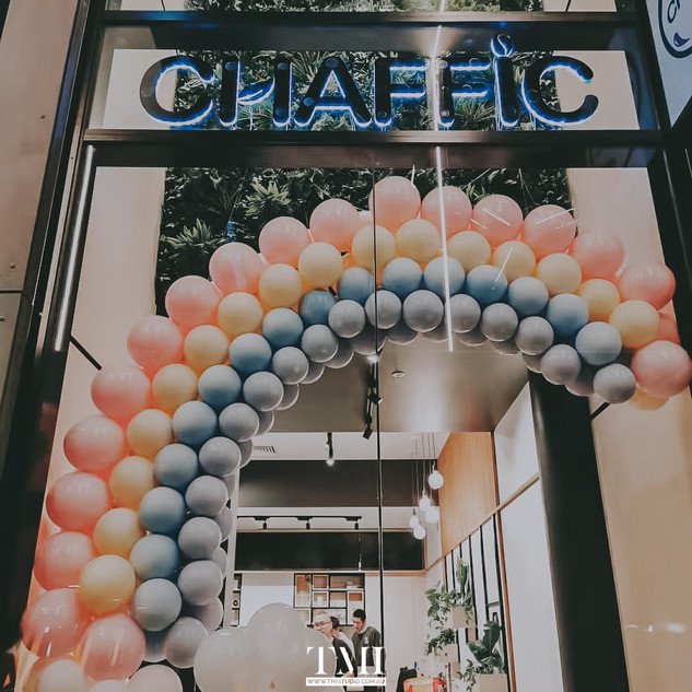 Balloon Garland   Party Decoration