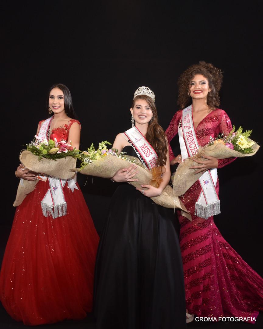 Primeira Princesa 2019 / Miss Teen Pará