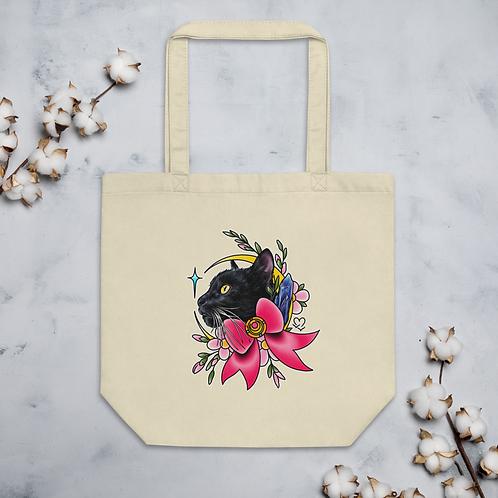 Luna Kitty Tote Bag