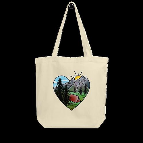 Ak Mountain Tote Bag
