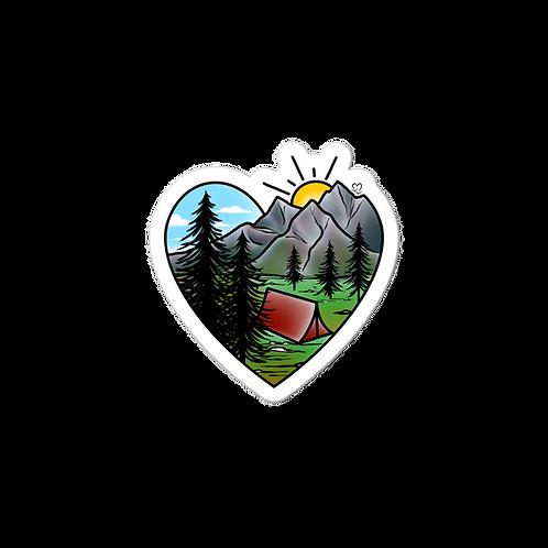Ak Mountain Sticker