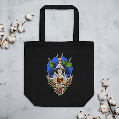 Heart of All Nations Eco Tote Bag