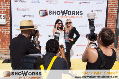 Showorks launch party