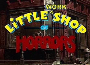 """Little """"Workshops"""" Of Horror"""