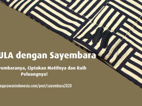 """Ber-MULA dengan Sayembara"" di Hari Batik Nasional 2020"