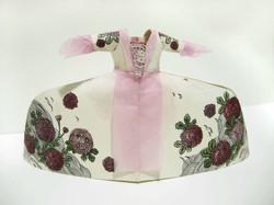 Paper dress2 front
