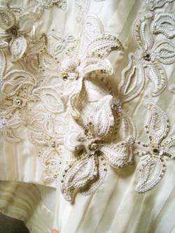 Maryam dress detail