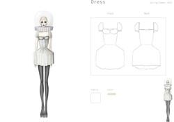 Dress pleats