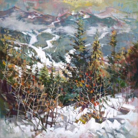 Whistler Area Impression
