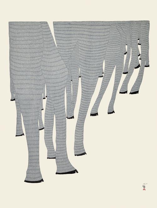 Caribou Legs