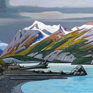 Mt. Merriam - Chilko Lake