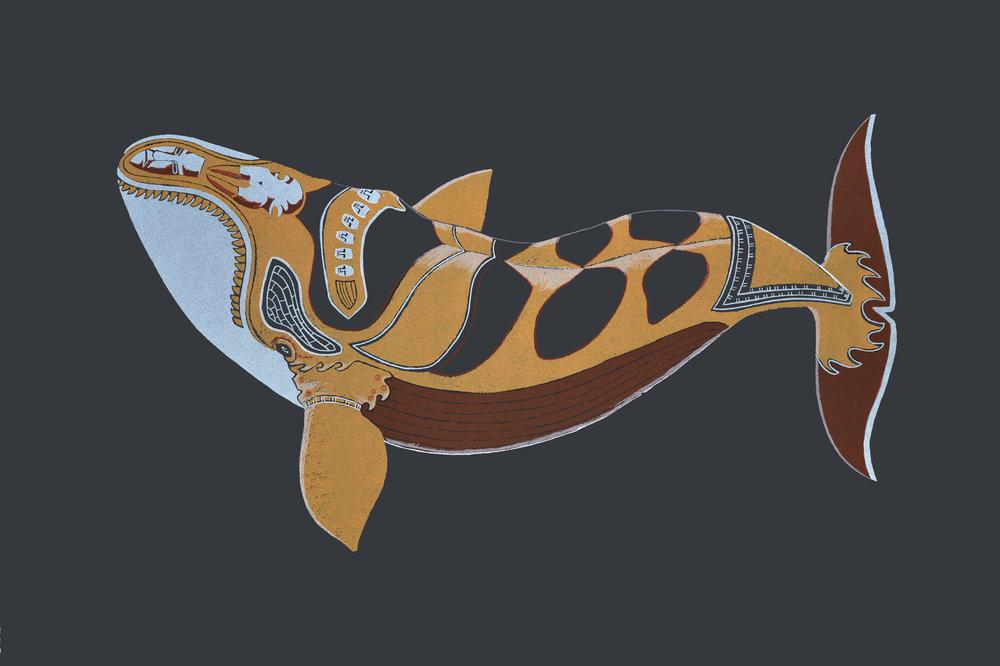 Tattooed Whale (2016)