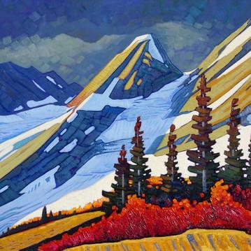 Solemn Albert Peak