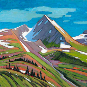 Cassiar Mountains
