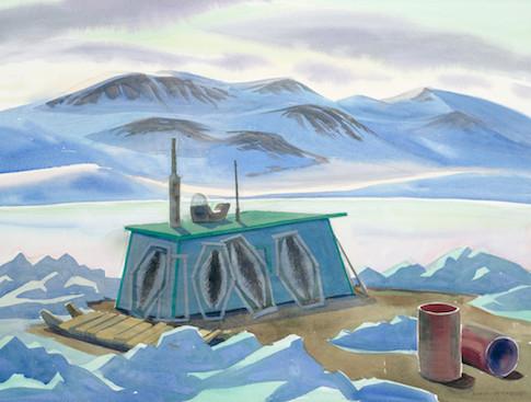 Hunter's Home Broughton Island