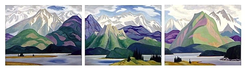 Along the Athabasca (Print)