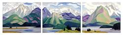 Along the Athabasca (Print)