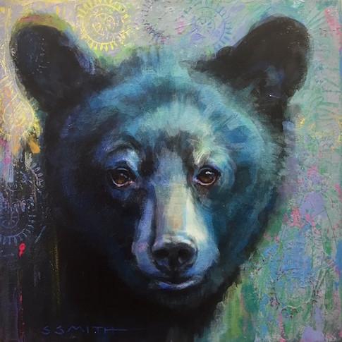 Sapphire Bear