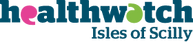 Healthwatch Isles of Scilly Logo