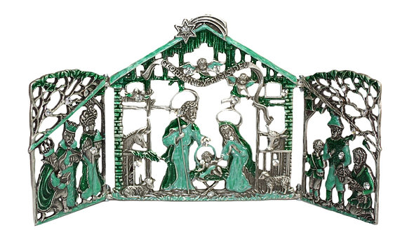 Božićne Jaslice Velike Zelene