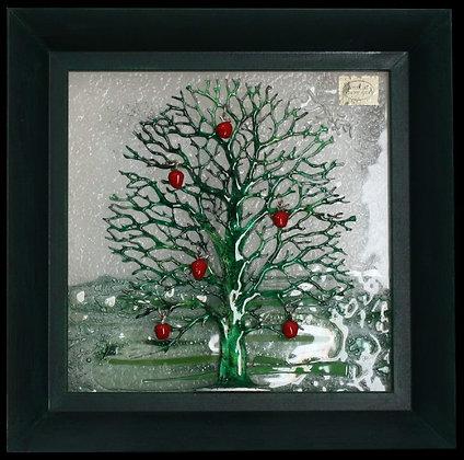 Zeleno Drvo i Crvene Jabuke