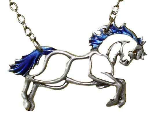 Medaljon Konj