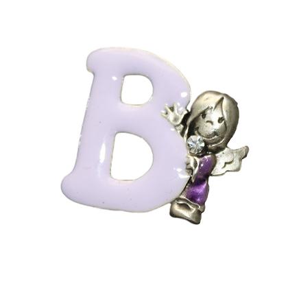 Medaljon slovo B