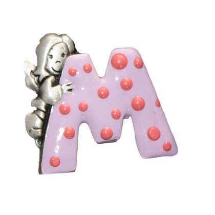 Medaljon slovo M