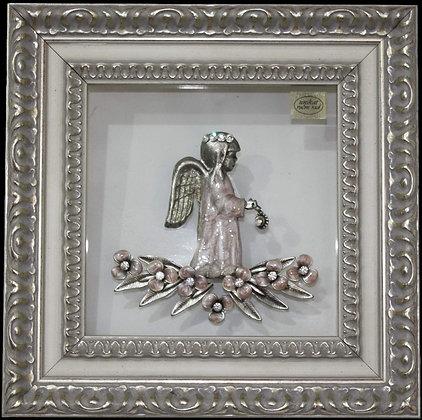 Anđeo u Zlatnom Dvostrukom Okviru