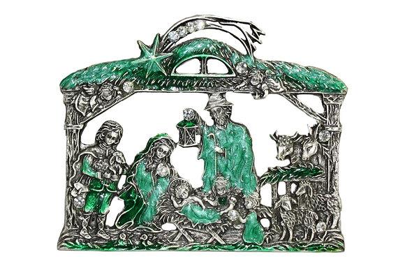 Božićne Jaslice Male Zelene