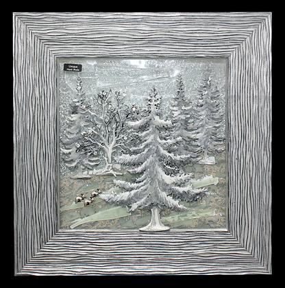 Šuma u Snijegu