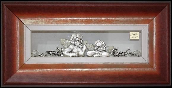 Anđeli Naslonjeni na Okvir