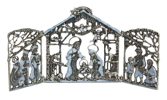 Božićne Jaslice Velike Plave