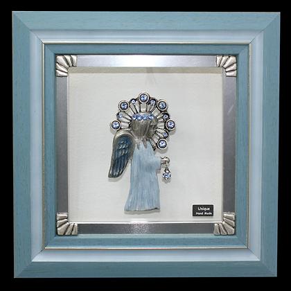 Plavi Anđeo sa Aurom