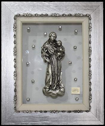 Sveti Ante u Srebrnom Okviru