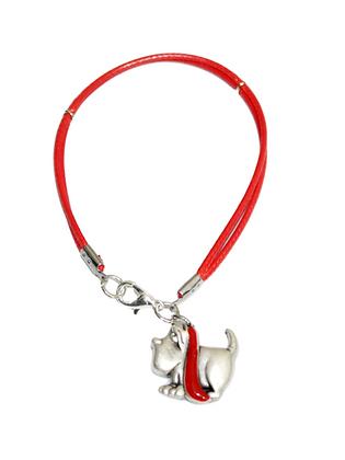 Narukvica Špagica Pas sa Crvenim Ušima