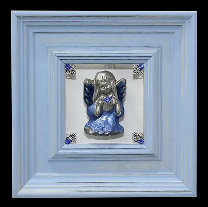 Plavi Anđeo u Plavom Okviru