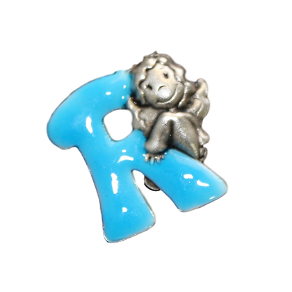 Medaljon slovo R